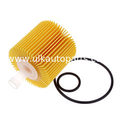 China Oil Filter, 04152-YZZA5 for Toyota 04152-38010, Lexus Filter Element supplier