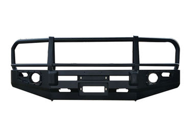 Car Exterior Decoration Auto Front Bumper Grille Steel Guard Car Bumper with black color